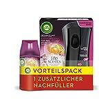 Air Wick Freshmatic Max Vorteilspack Sommervergnügen automatisches Duftspray, Starter-Set inkl. Gerät + 2 Sprays für automatischen Lufterfrischer, 2x250 ml