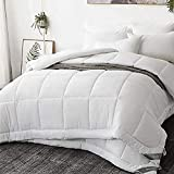 Bedsure Bettdecke 135x200 cm 4 Jahreszeiten, Oeko-Test Zertifiziert Atmungsaktive Schlafdecke, Super Weiche Kuschelige Steppdecke