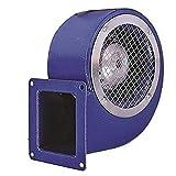 Uzman-Versand SG140E Radialgebläse , Radialventilator Ventilator Industrie Lüfter Radiallüfter Gebläse Absaugung Abluftgebläse Radial Heizungslüfter 230 volt