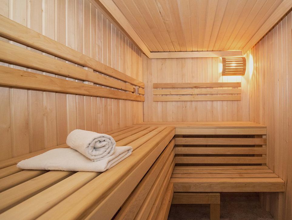 Saunaofen für Zuhause