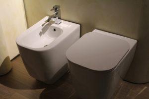 Dusch WC einfache Hygiene im Intimbereich