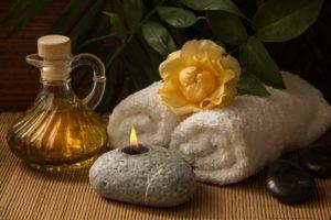 Massagesessel Gesundheit und Wohlbefinden mit Massage