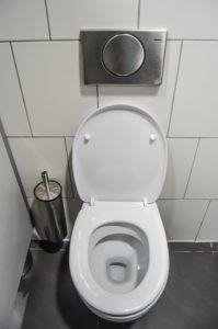 Toilettenbuerste Reinigung vom WC