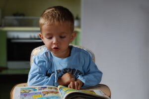 Kinderhochstuhl Ergonomie