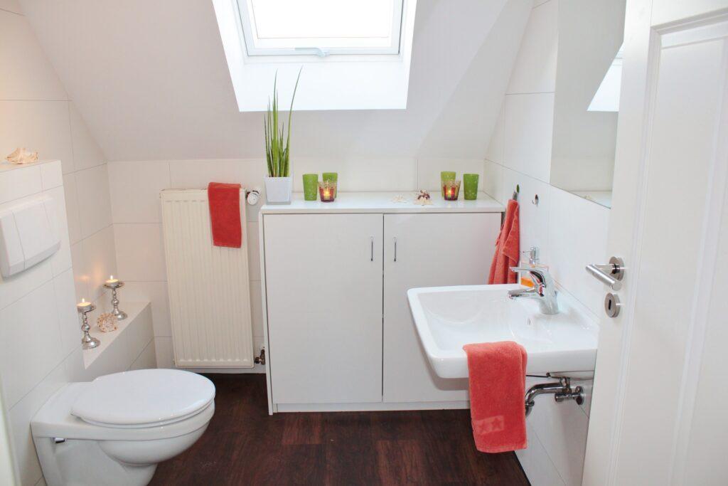 WC-Deckel Bad-Design
