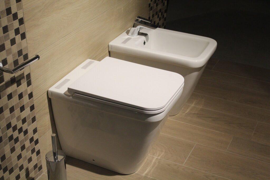 WC-Deckel verschiedene Formen
