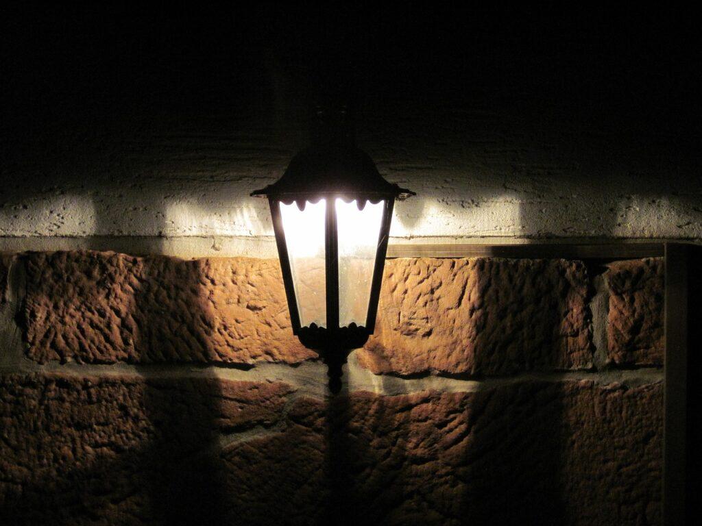 LED-Außenbeleuchtung Test