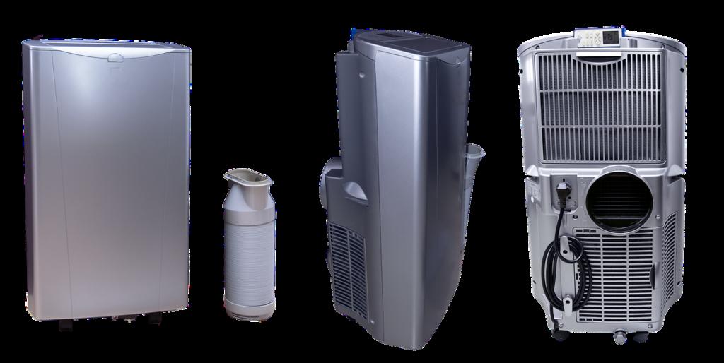 Ein mobiles Klimagerät sorgt hierbei schnell für Abkühlung — ganz ohne Installationsaufwand, der bei einer konventionellen Klimaanlage unumgänglich wäre.
